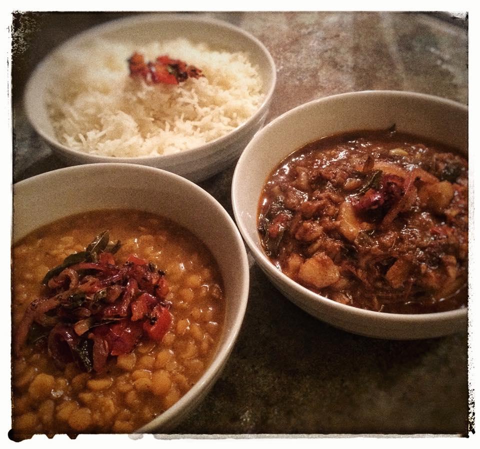 Sri Lankan Lentil Dhal 1sp Skinny Kitchen Secrets
